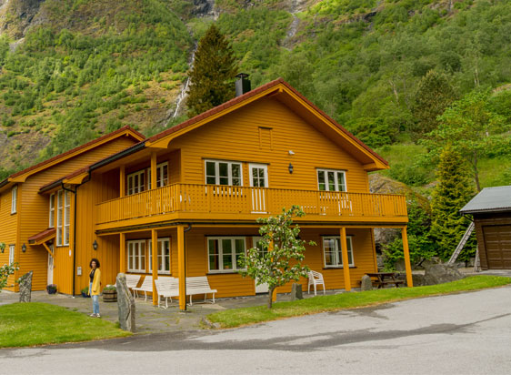 Flaam hostel